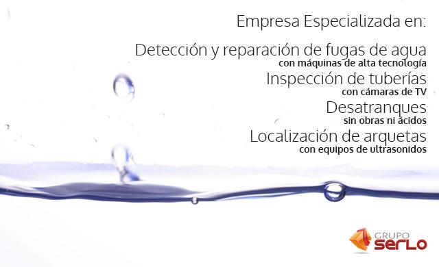 Empresa localizadora de fugas de agua en valladolid - Deteccion de fugas de agua en piscinas ...